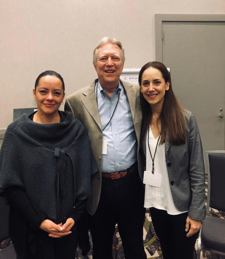 4. Alva Ramírez, Vann Joines, Elizabeth Cuellar